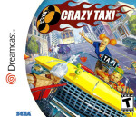 Dreamcast - Crazy Taxi (front)
