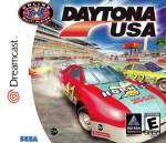 Sega Dreamcast - Daytona USA (front)