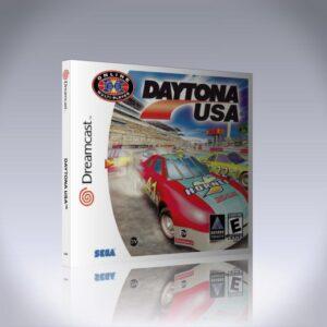 Sega Dreamcast - Daytona USA