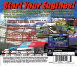 Sega Dreamcast - Daytona USA (back)