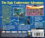 Sega Dreamcast - Ecco the Dolphin (back)