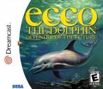 Sega Dreamcast - Ecco the Dolphin (front)