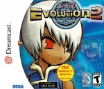 Sega Dreamcast - Evolution 2 (front)