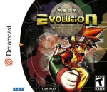 Sega Dreamcast - Evolution (front)