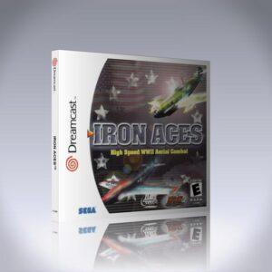 Sega Dreamcast - Iron Aces