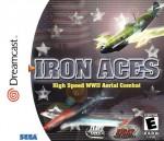Sega Dreamcast - Iron Aces (front)