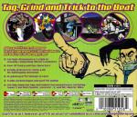 Sega Dreamcast - Jet Grind Radio (back)