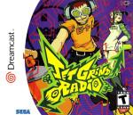 Sega Dreamcast - Jet Grind Radio (front)