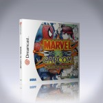 Sega Dreamcast - Marvel vs. Capcom: Clash of Super Heroes
