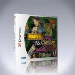 Sega Dreamcast - Marvel vs. Capcom 2