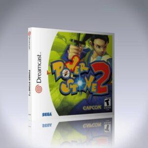 Sega Dreamcast - Power Stone 2