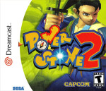 Sega Dreamcast - Power Stone 2 (front)