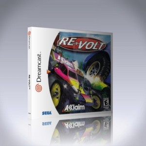 Dreamcast - Re-Volt