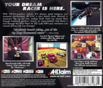 Dreamcast - Re-Volt (back)