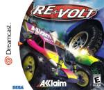 Dreamcast - Re-Volt (front)