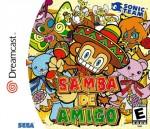 Sega Dreamcast - Samba de Amigo (front)