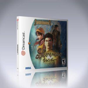 Sega Dreamcast - Shenmue LE