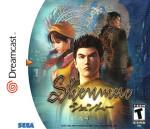 Sega Dreamcast - Shenmue (front)