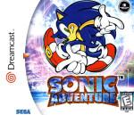 Sega Dreamcast - Sonic Adventure (front)