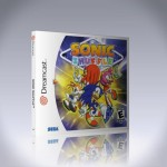 Sega Dreamcast - Sonic Shuffle