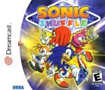Sega Dreamcast - Sonic Shuffle (front)