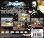 Sega Dreamcast - Soul Calibur (back)