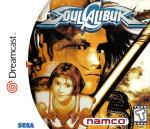 Sega Dreamcast - Soul Calibur (front)