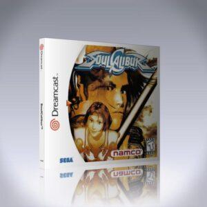 Sega Dreamcast - Soul Calibur