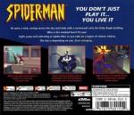 Sega Dreamcast - Spider-Man (back)