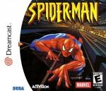 Sega Dreamcast - Spider-Man (front)