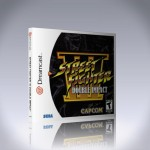 Sega Dreamcast - Street Fighter III Double Impact