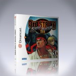 Sega Dreamcast - Street Fighter III: 3rd Strike