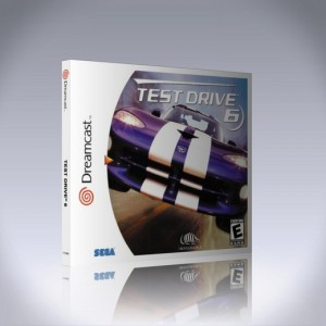 Sega Dreamcast - Test Drive 6