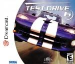 Sega Dreamcast - Test Drive 6 (front)