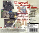 Sega Dreamcast - Time Stalkers (back)