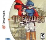 Sega Dreamcast - Time Stalkers (front)