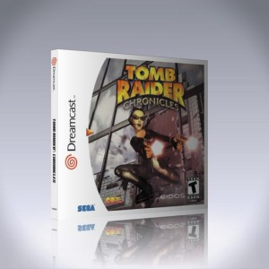 Sega Dreamcast - Tomb Raider: Chronicles