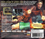 Sega Dreamcast - Tomb Raider: Chronicles (back)