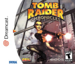 Sega Dreamcast - Tomb Raider: Chronicles (front)