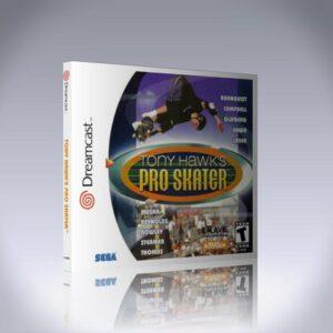 Sega Dreamcast - Tony Hawk's Pro Skater