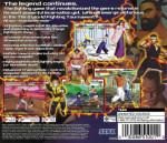 Sega Dreamcast - Virtua Fighter 3tb (back)
