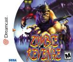 Sega Dreamcast - Zombie Revenge (front)