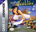 GBA - Disney's Aladdin (front)