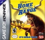 GBA - Disney Presents Home on the Range (front)