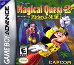 GBA - Disney's Magical Quest 2: Starring Mickey & Minnie (front)