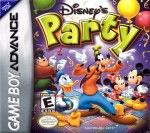 GBA - Disney's Party (front)