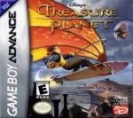 GBA - Disney's Treasure Planet (front)