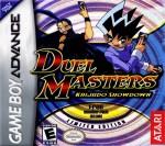 GBA - Duel Masters Kaijudo Showdown (front)