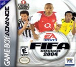 GBA - FIFA Soccer 2004 (front)