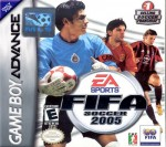 GBA - FIFA Soccer 2005 (front)